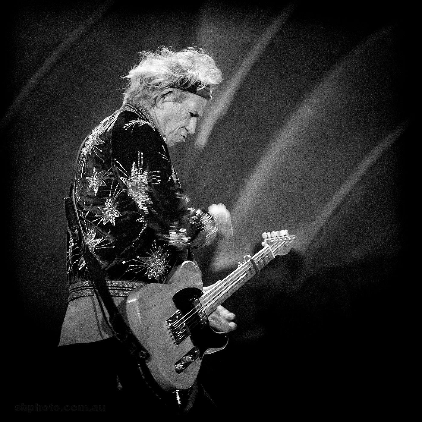 Keith Richards - November 2014