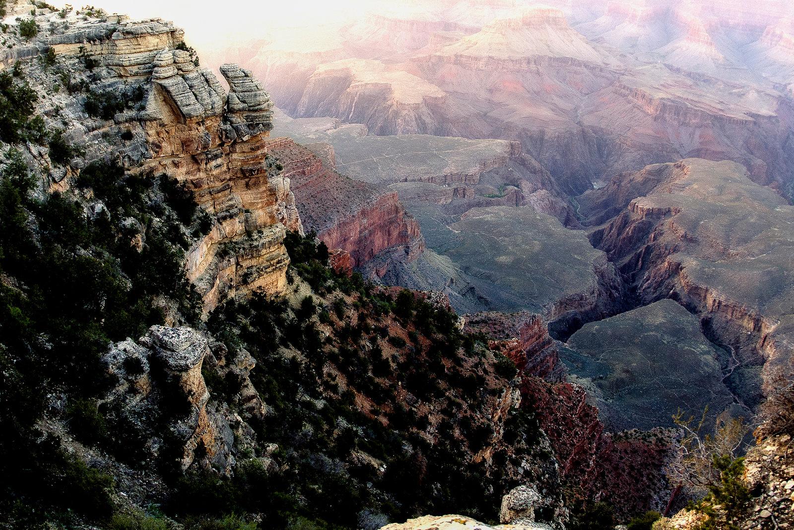 The Grand Canyon - AZ