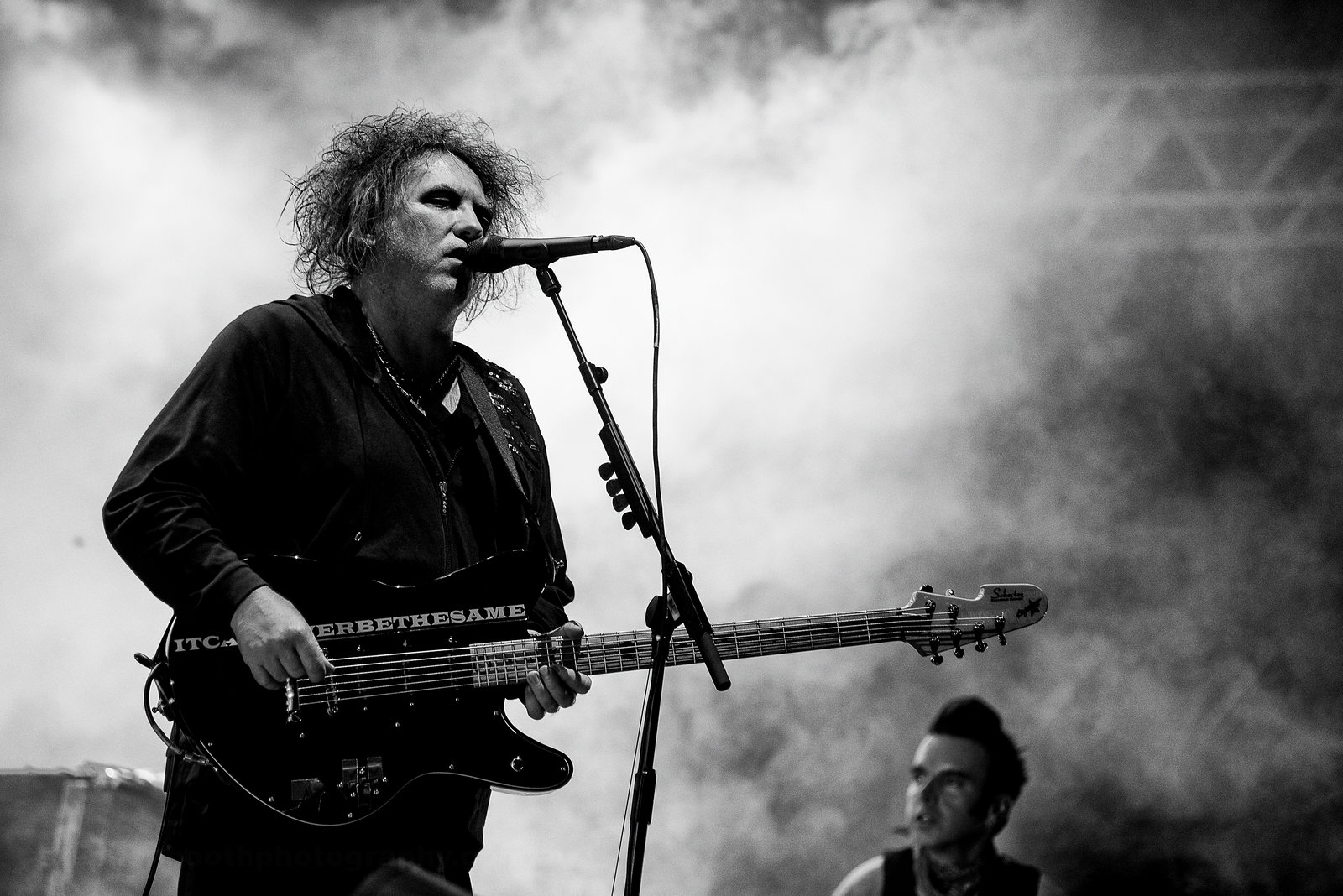 Robert Smith - The Cure - SITG 2016