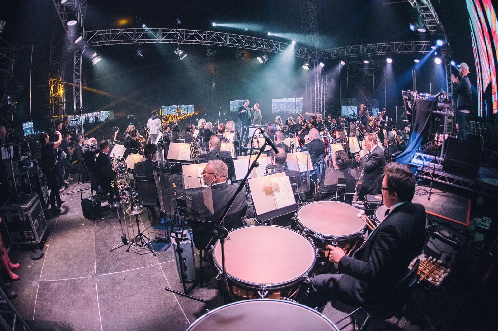 Barq and RTE Orchestra