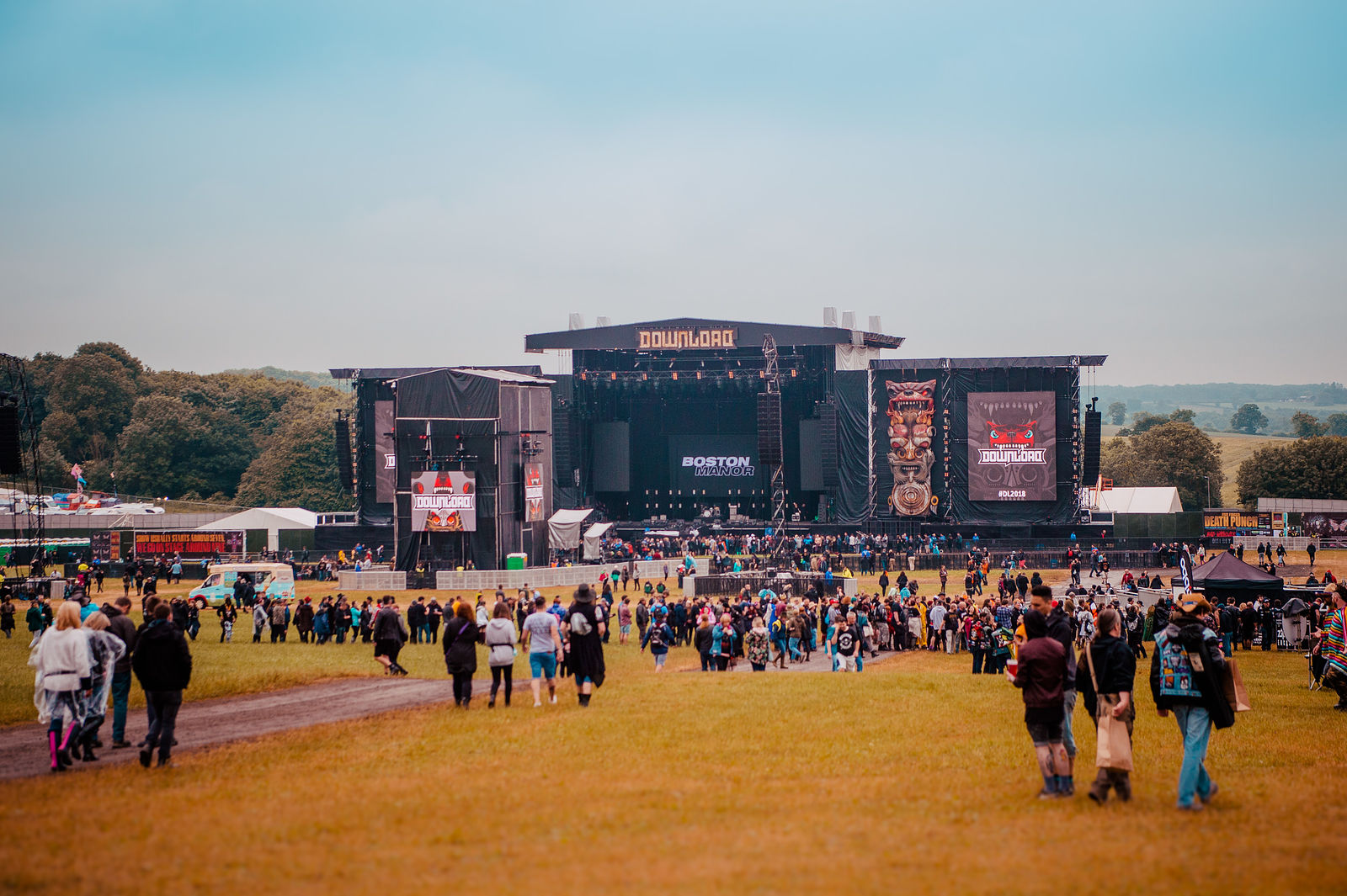 Download Festival 2018