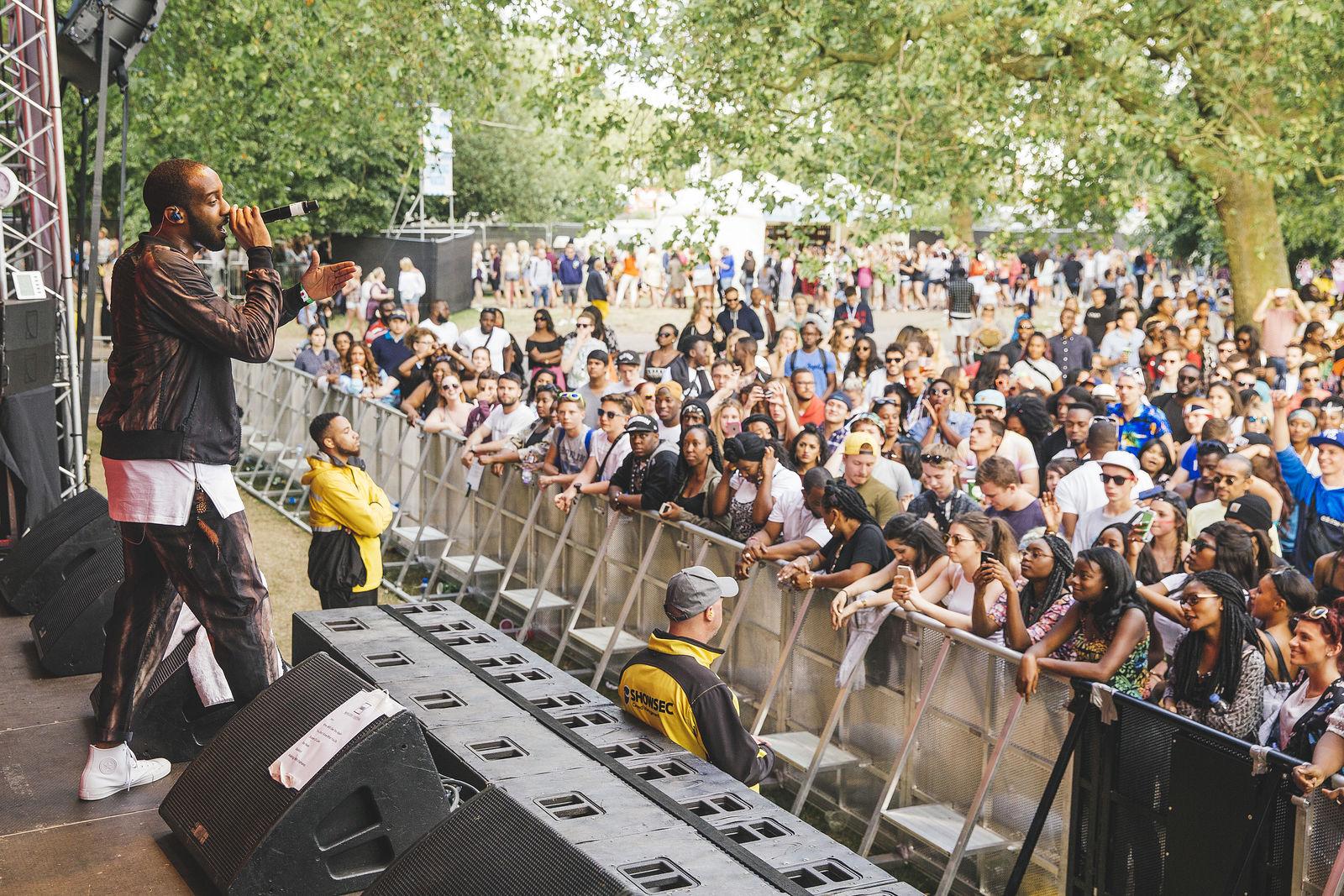 Wireless Festival 2015