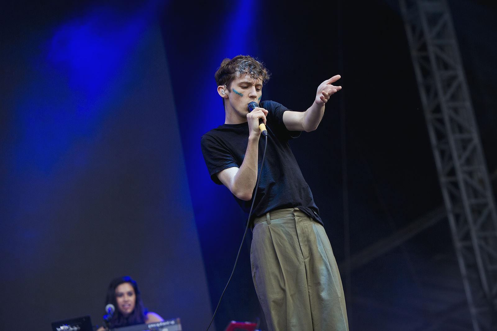 V Festival 2016 - Troye Sivan - Bianca Barrett