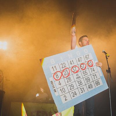 Rebel Bingo