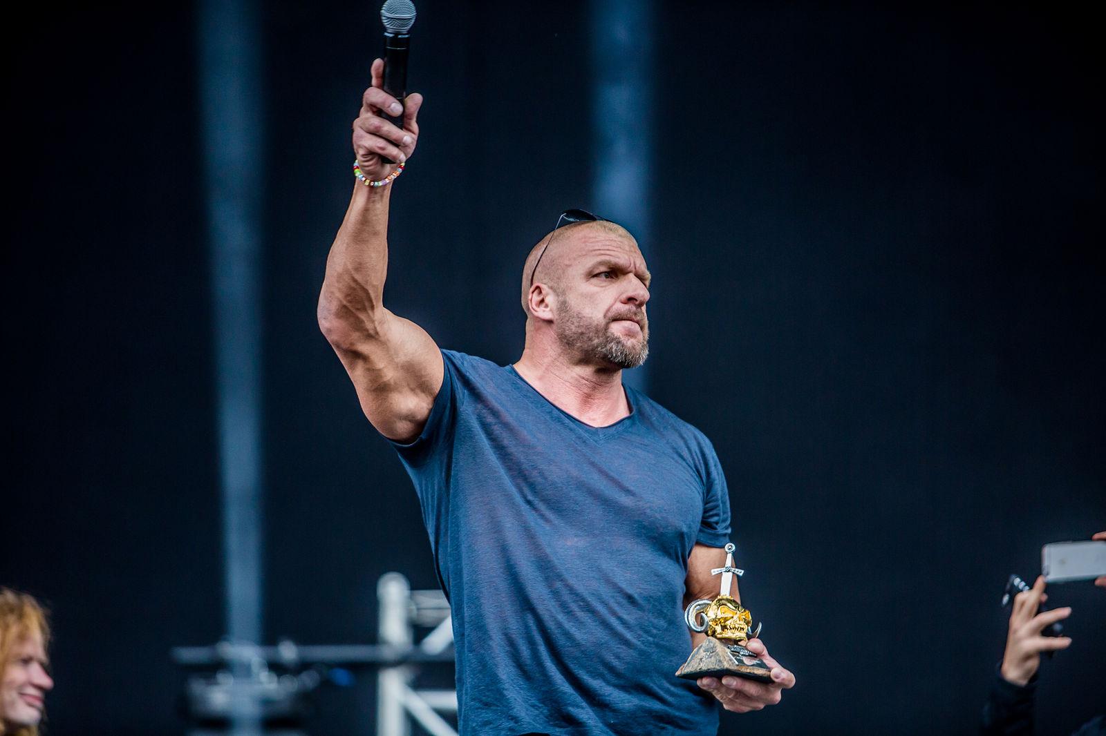 Triple H - Spirit of Lemmy Award