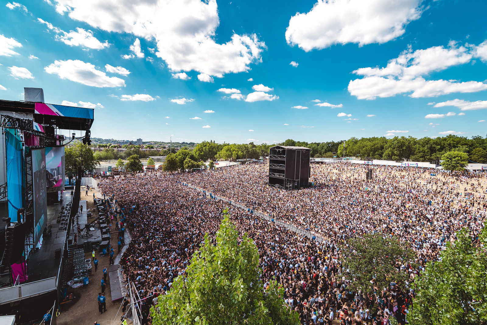 Wireless Festival 2018