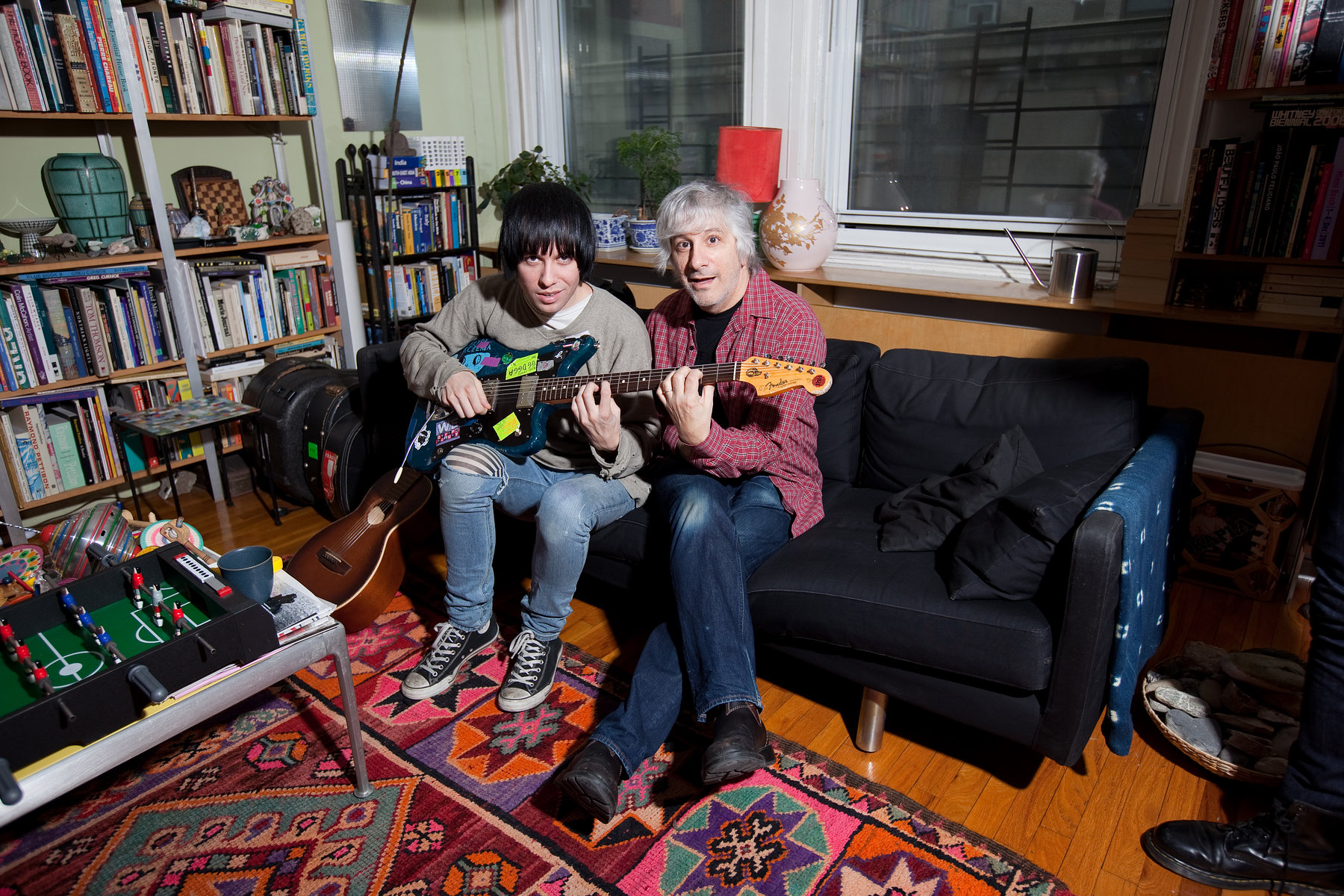 Lee Ranaldo & Ryan Jarman