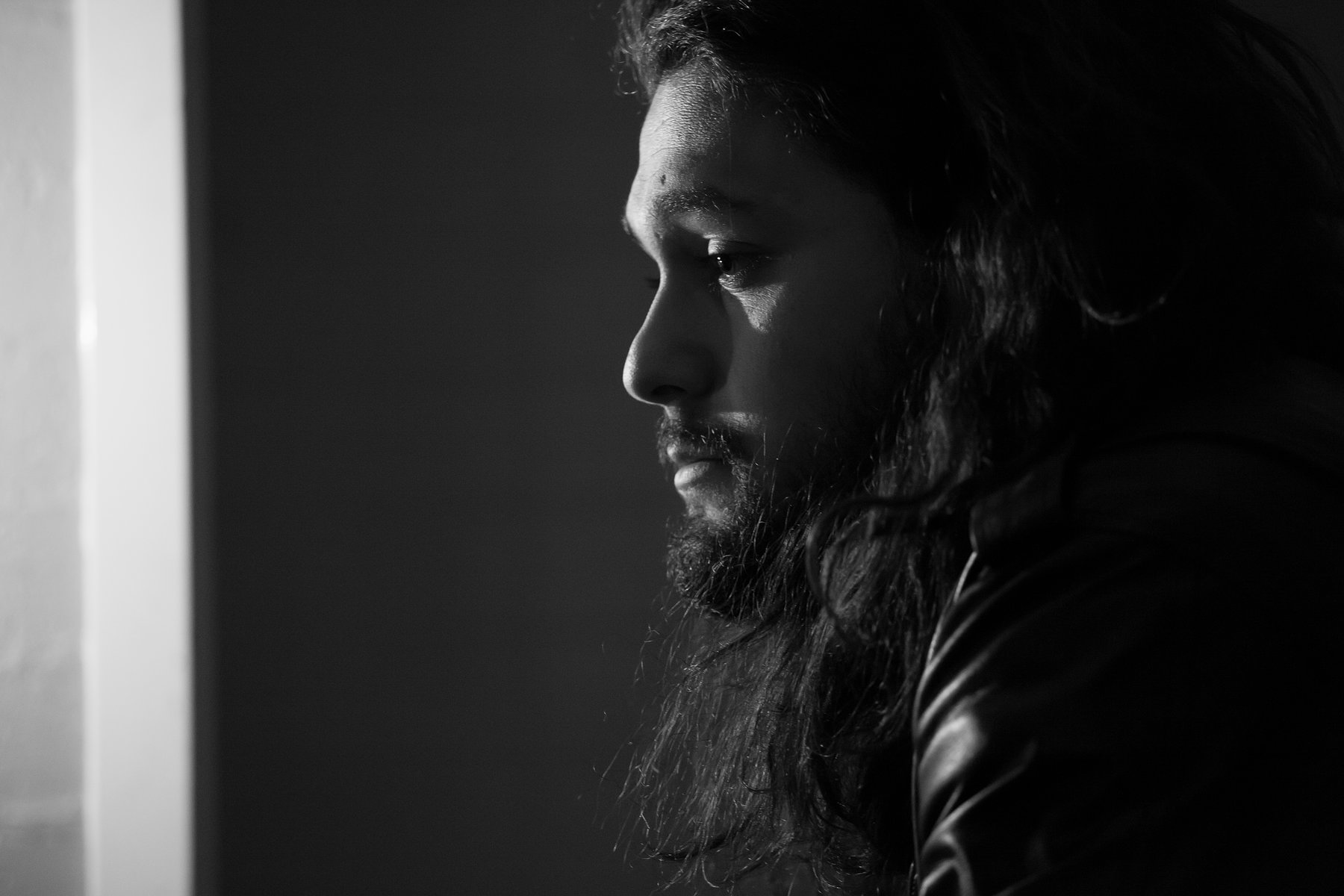 David Le'aupepe of Gang of Youths