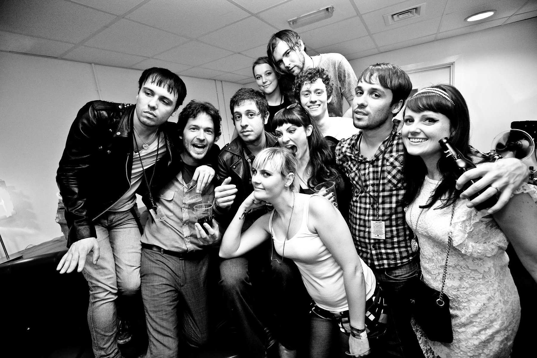 The Cribs & Adam Green