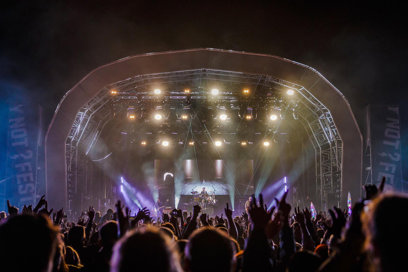 Stereophonics - YNot Festival