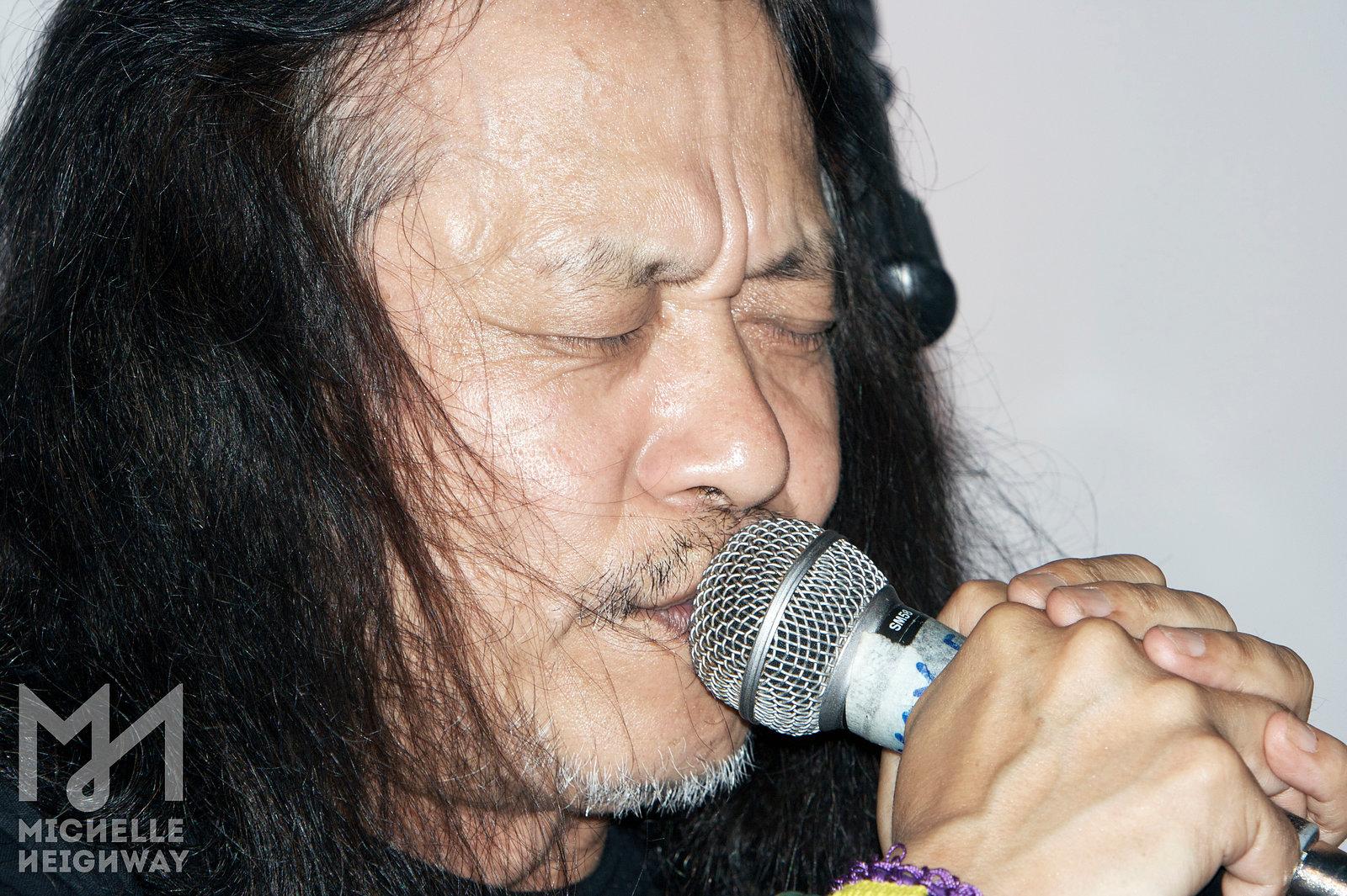 Damo Suzuki - UK - 2010