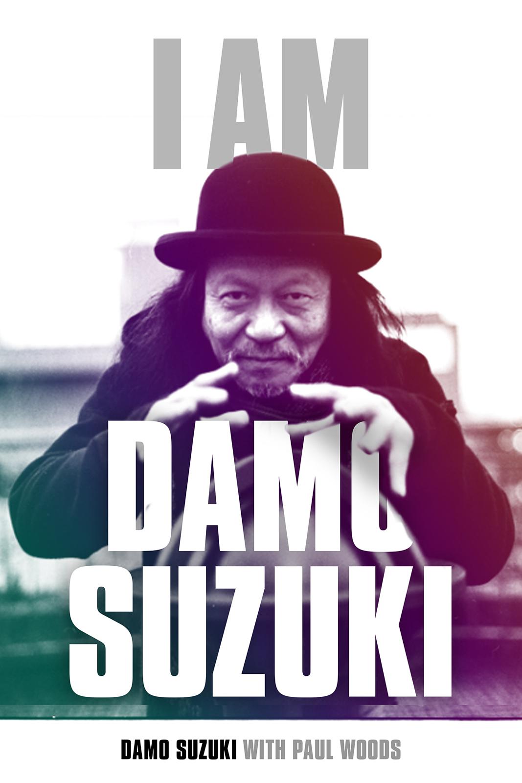 I am Damo Suzuki - Book