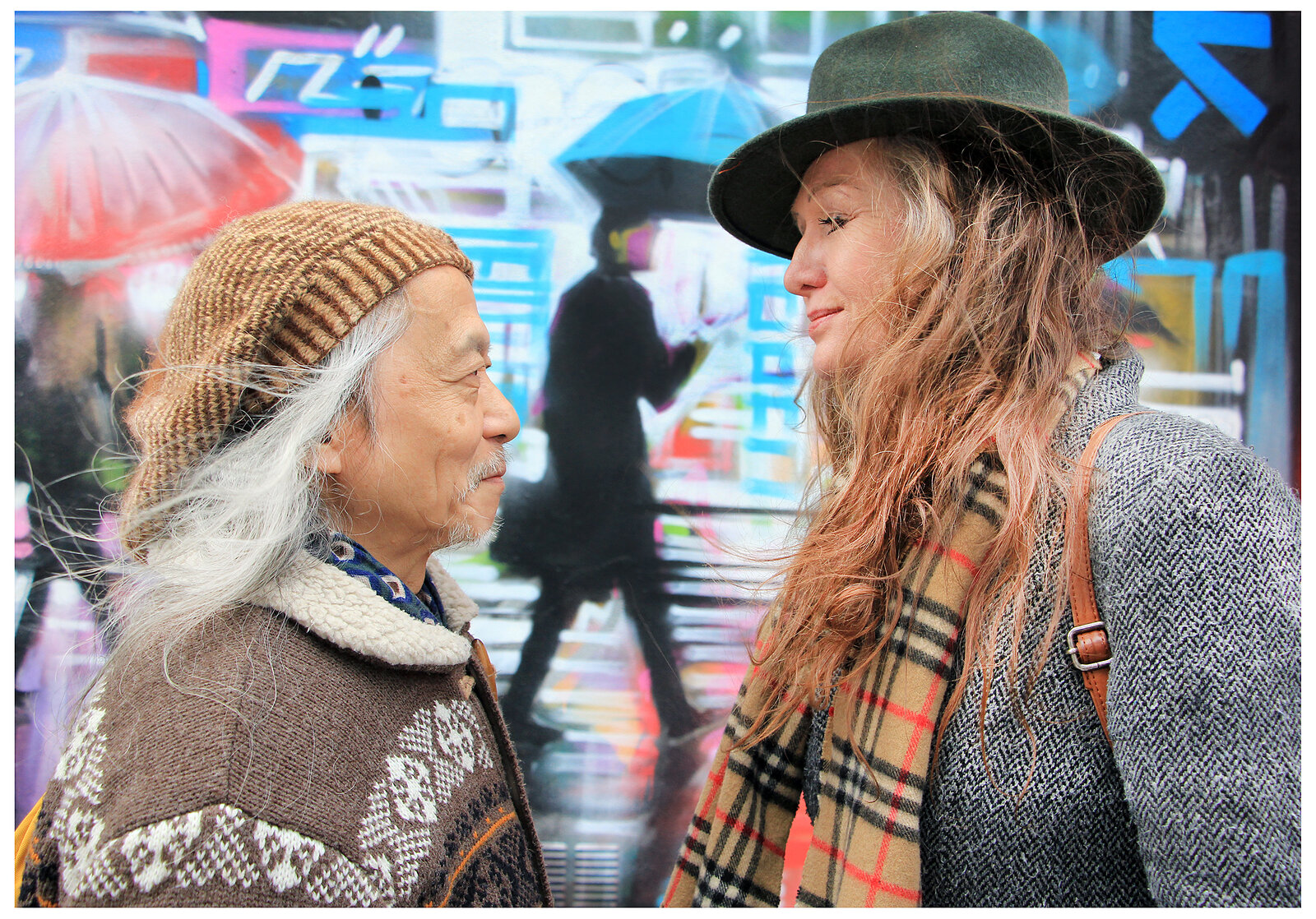 Damo Suzuki & Elke Morsbach - London Feb 2020