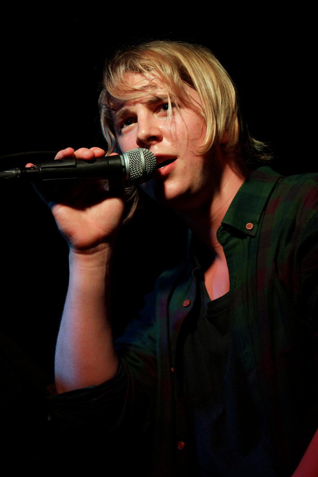 Tom Odell Live at Manchester Night and Day