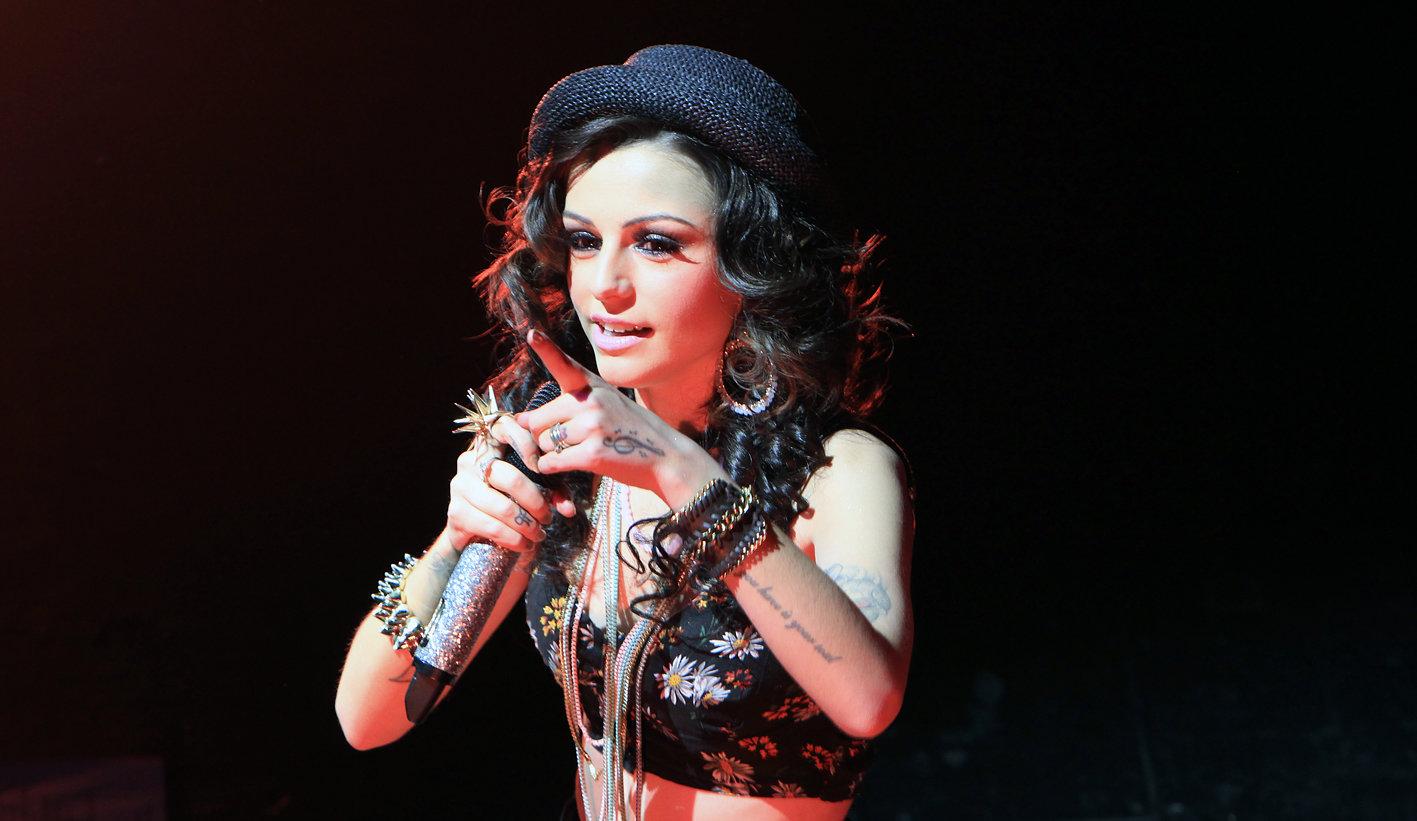 Cher Lloyd Leeds Academy 2012