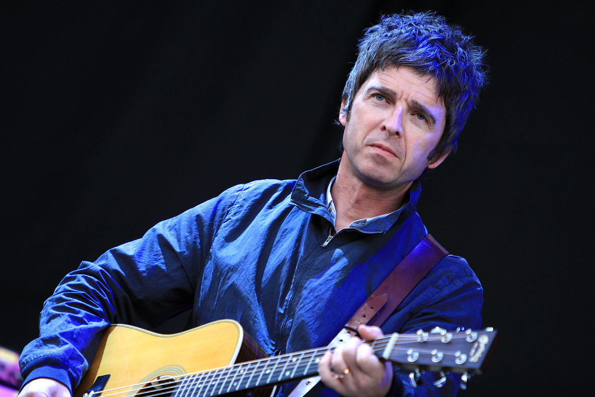 Noel Gallagher Live @ V Festival 2012