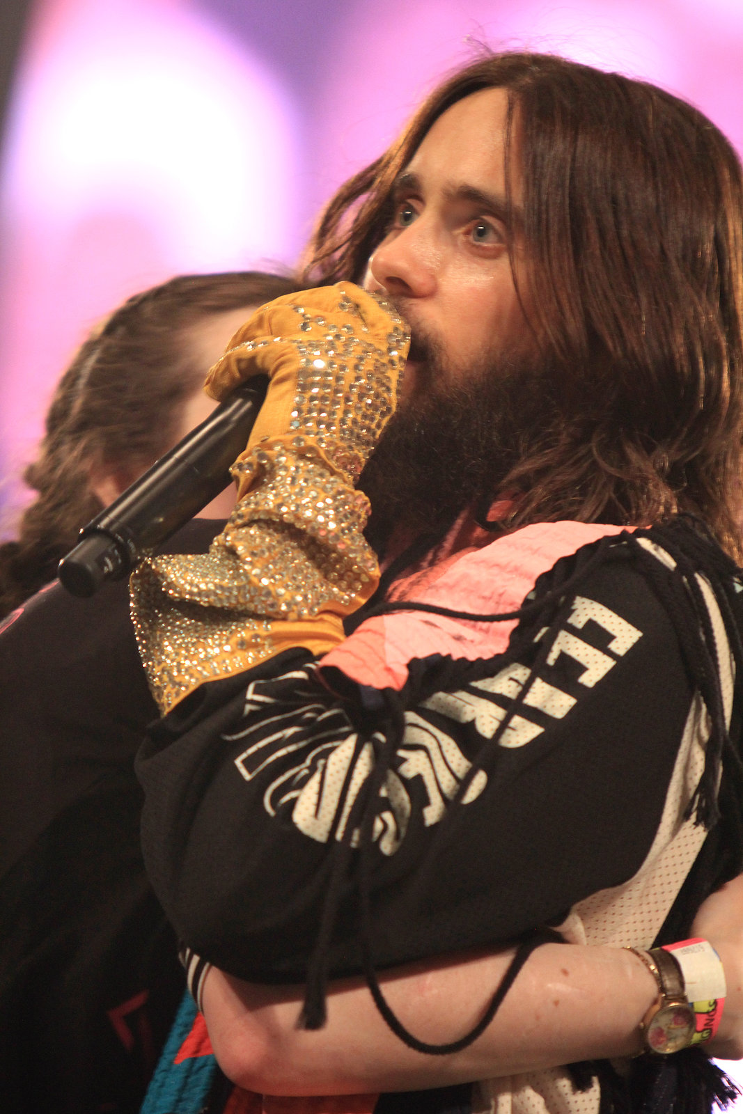 Thirty Seconds to Mars , 24 March, Manchester 2018 (Jared Leto)