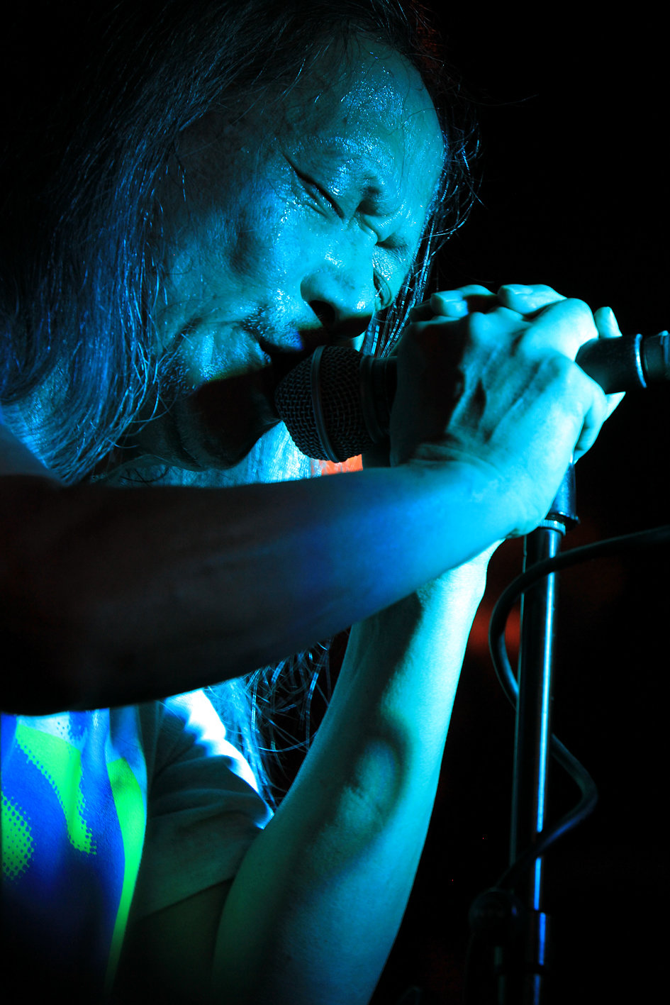 Damo Suzuki Live @ The Hope & Ruin , Brighton 2016