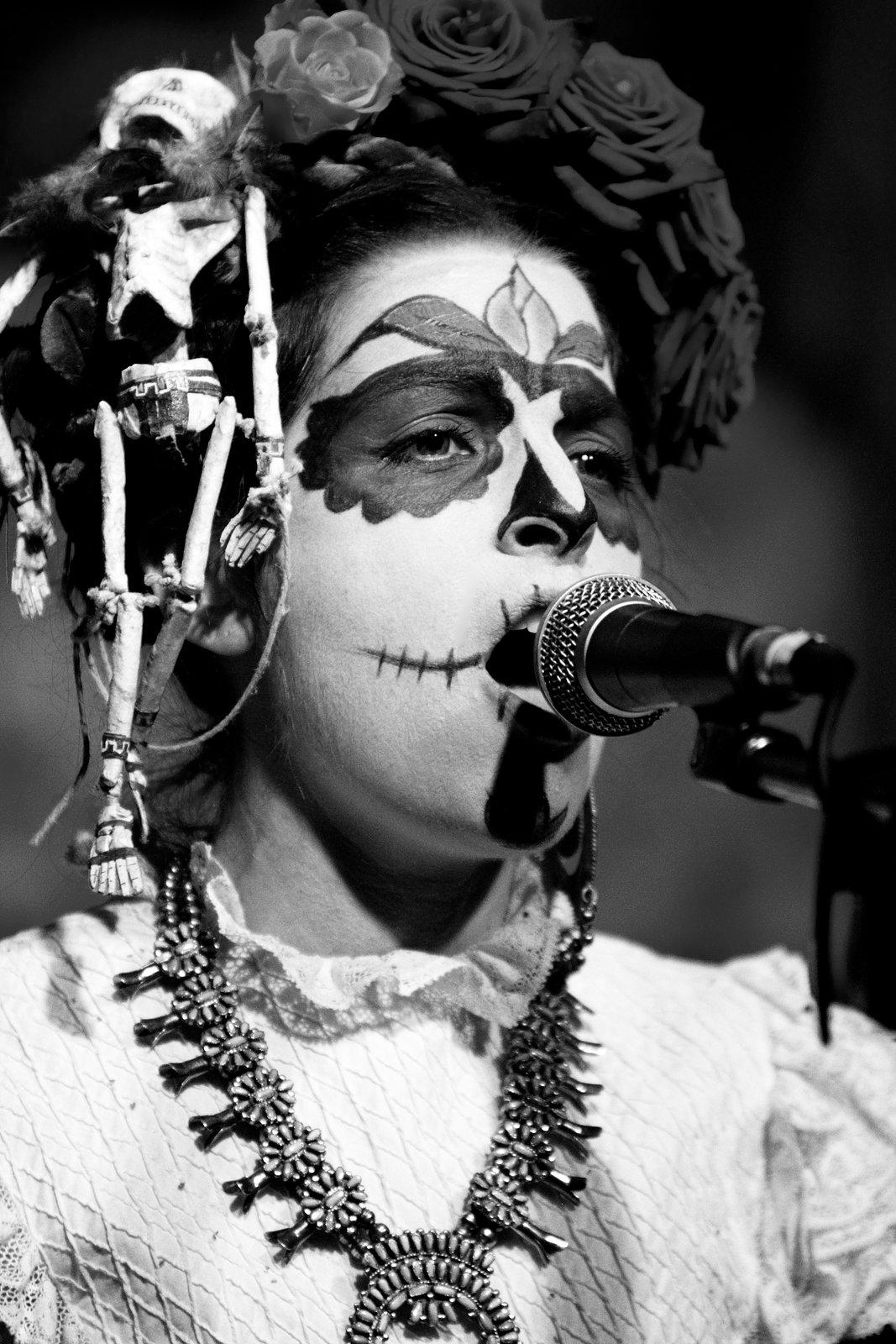 Jesca Hoop Live @ Manchester Deaf Institute 2012