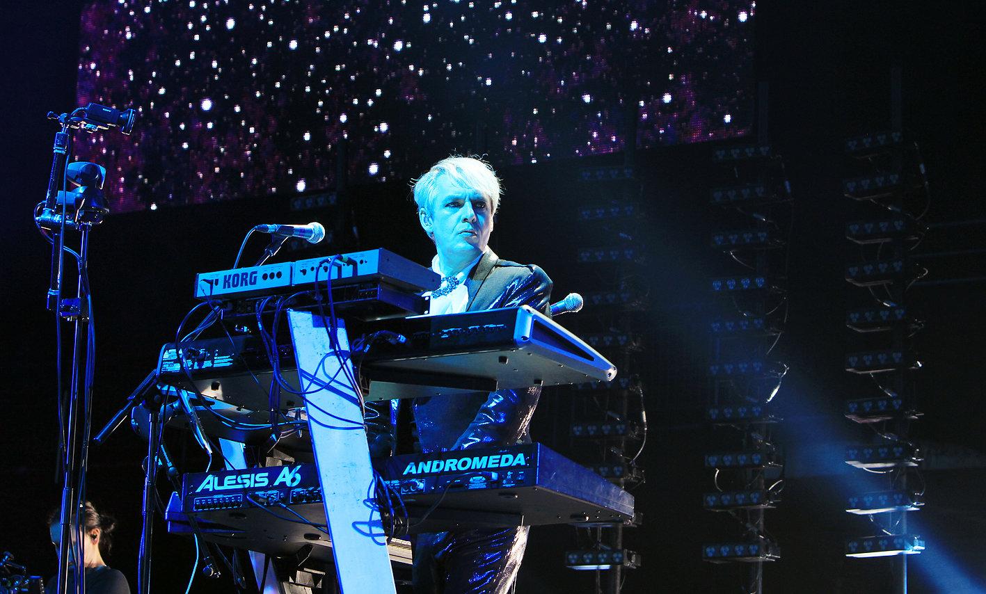 Duran Duran Manchester M.E.N 2011