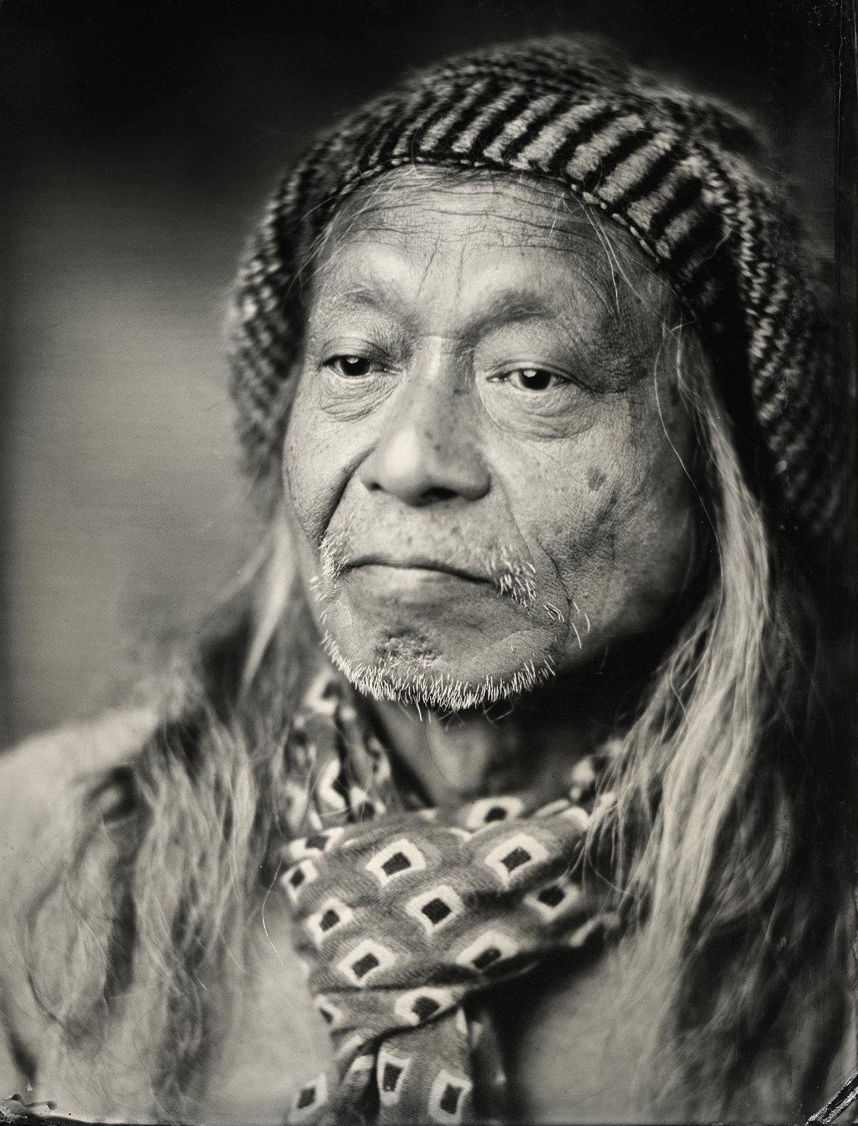 Damo Suzuki by Gareth Jarvis