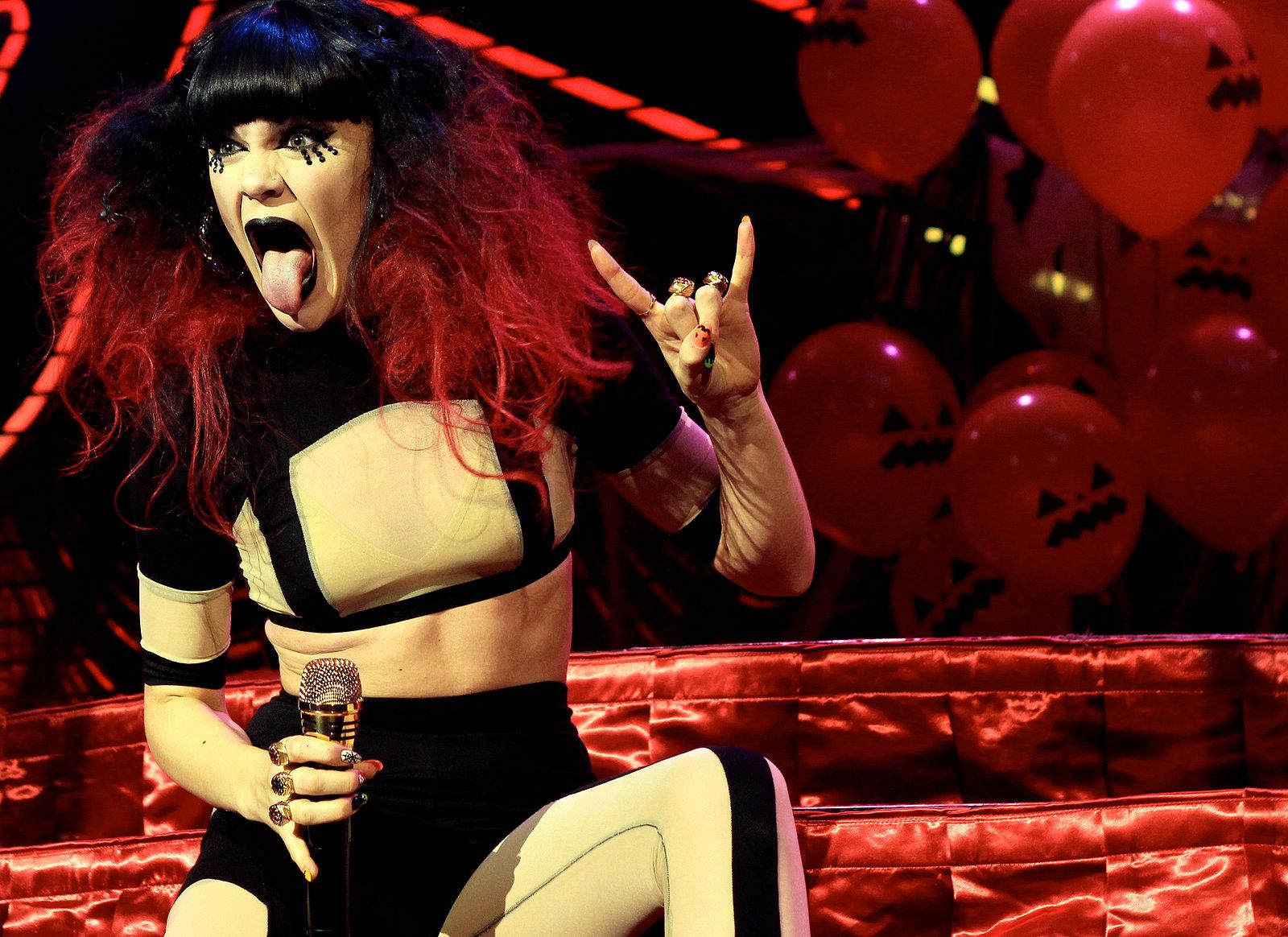 Jessie J Leeds O2 Academy 2011