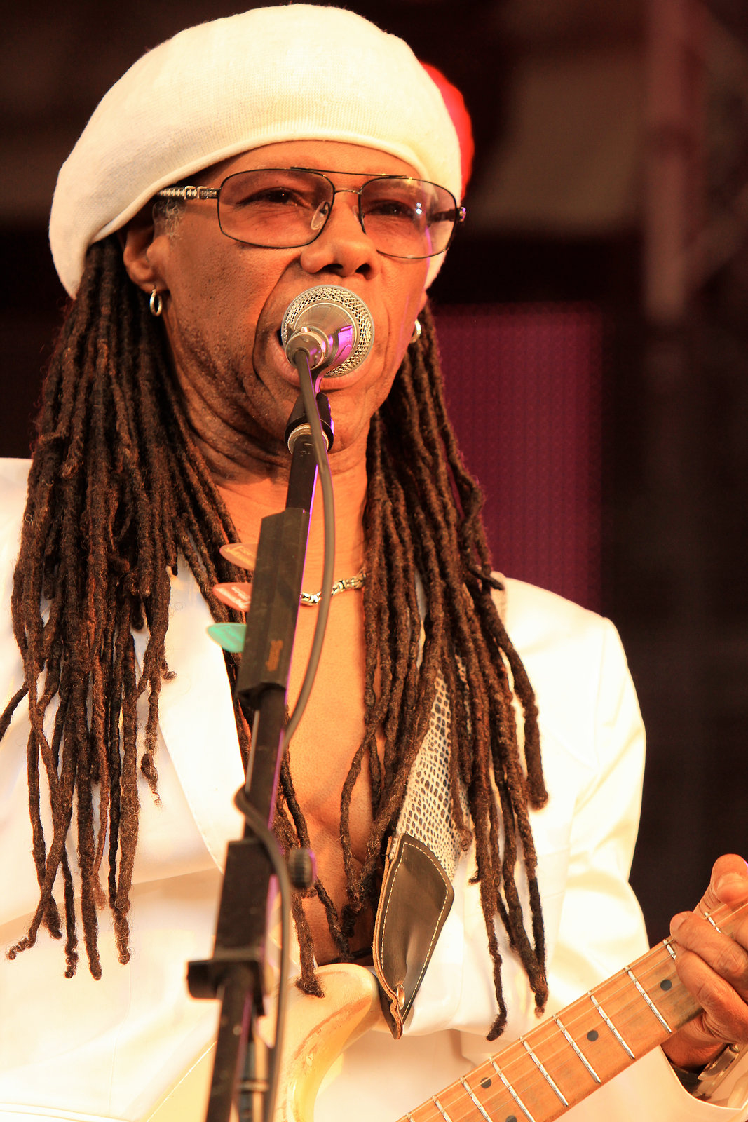 Nile Rodgers Live at Beat Herder 2013