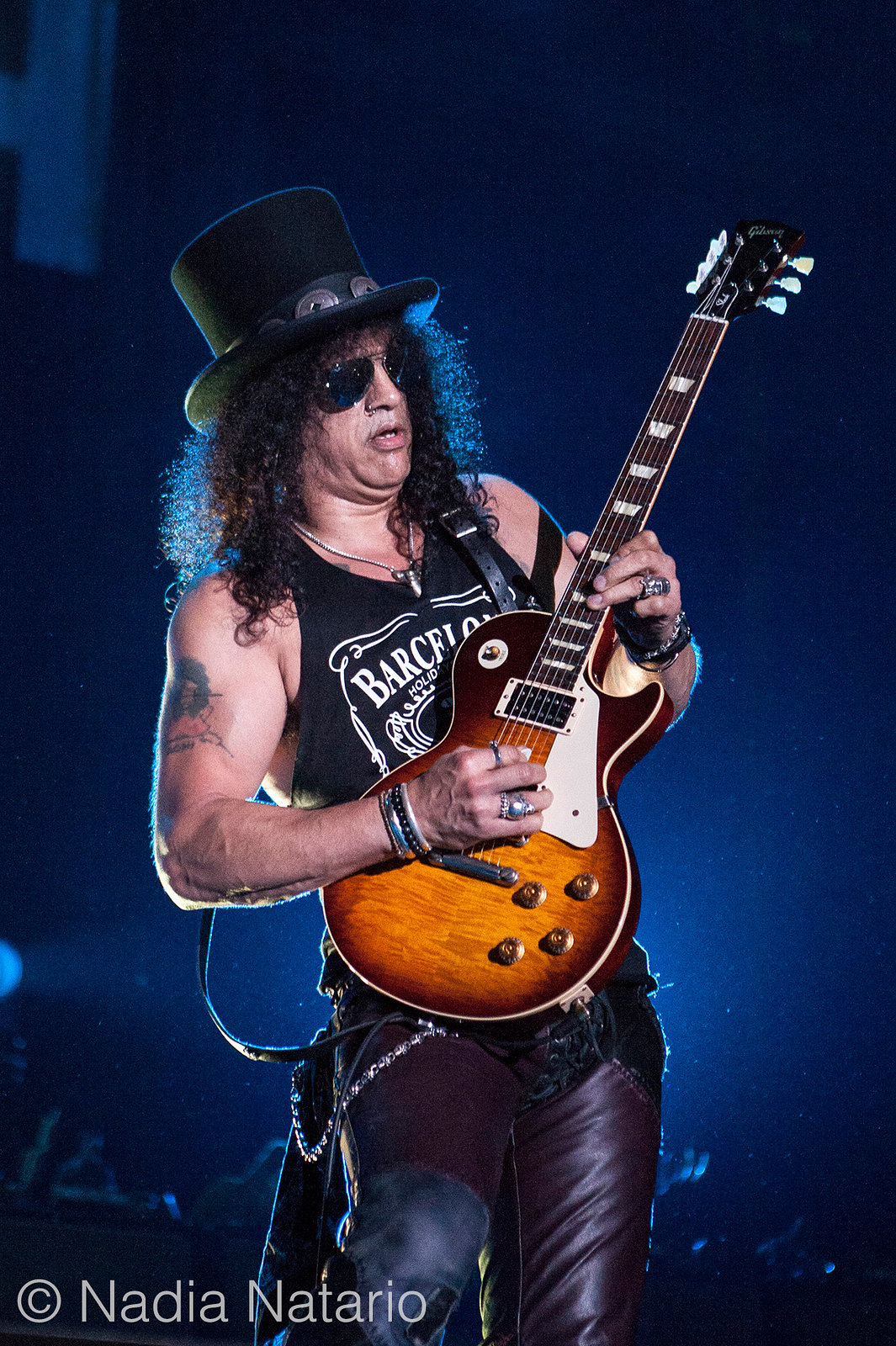 Slash Featuring Myles Kennedy And The Conspirators at Sant Jordi Club
