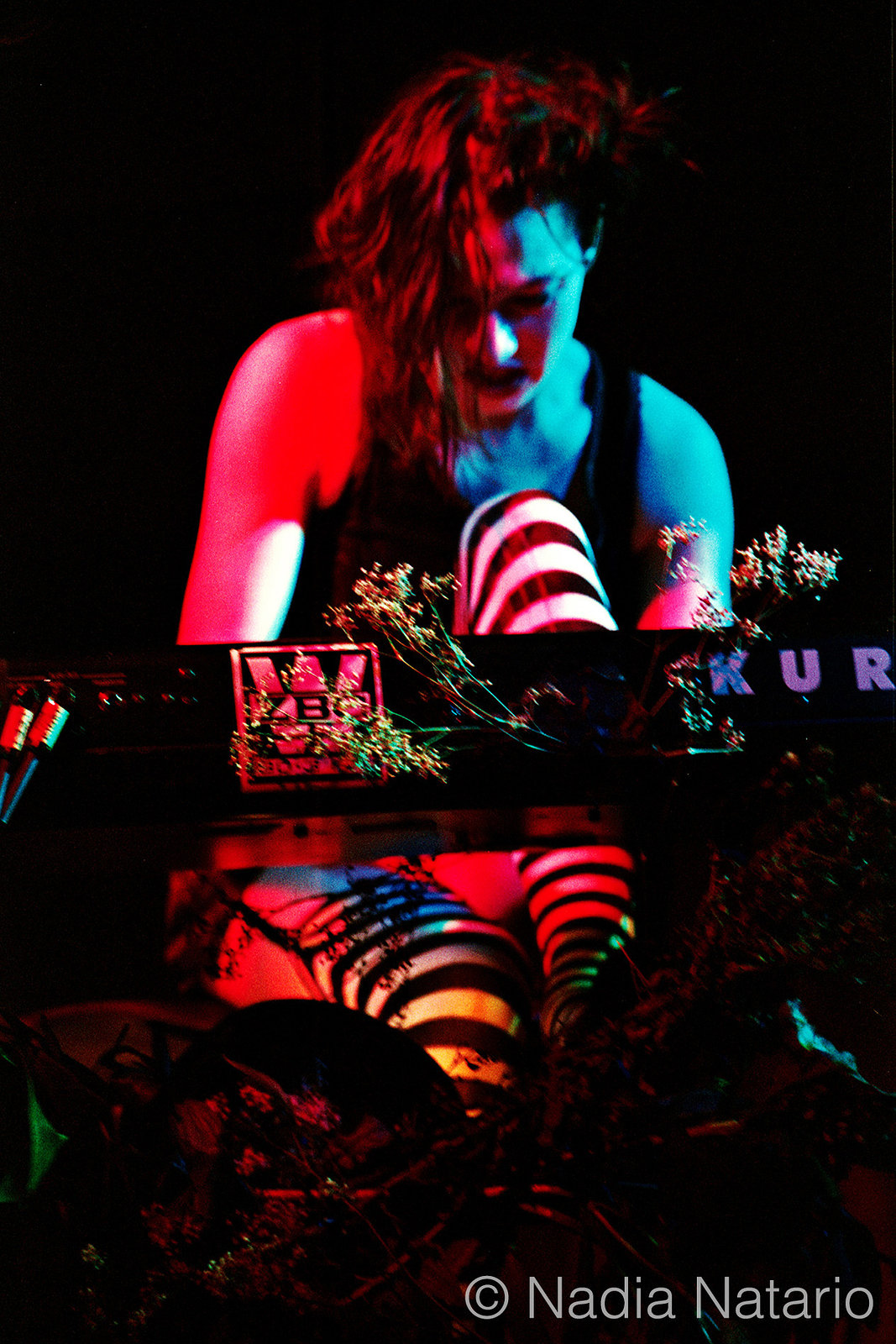 The Dresden Dolls at Cargo, London 2004