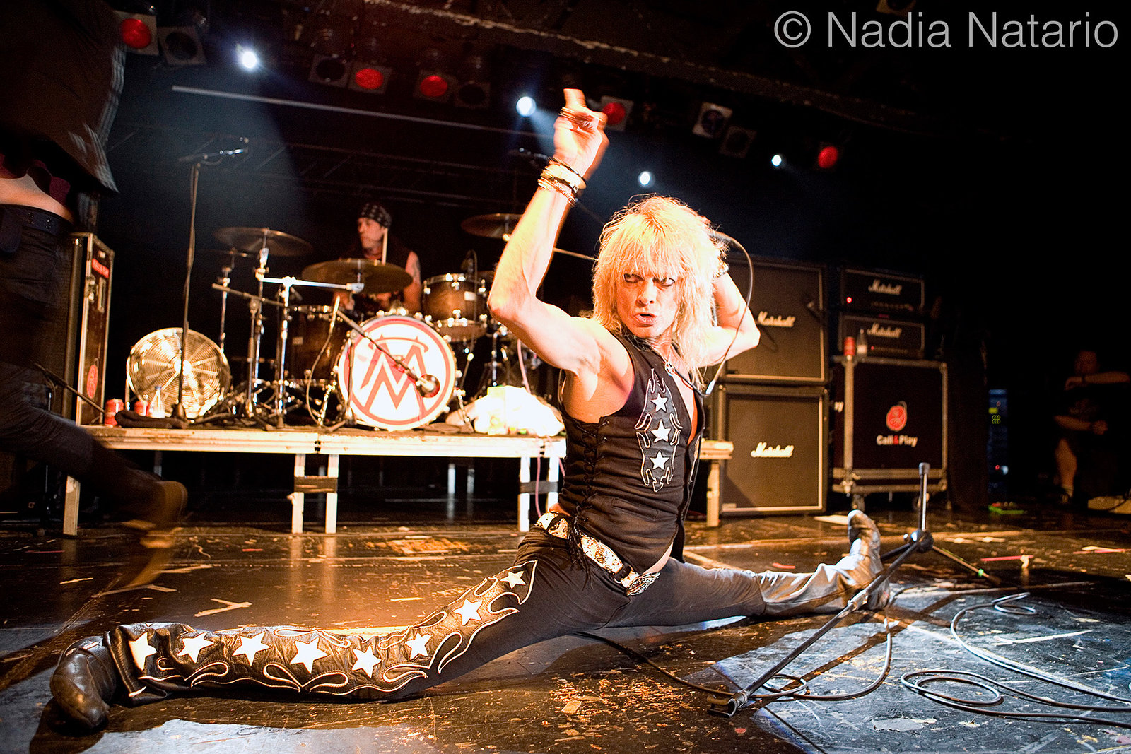 Michael Monroe at Razzmatazz 2