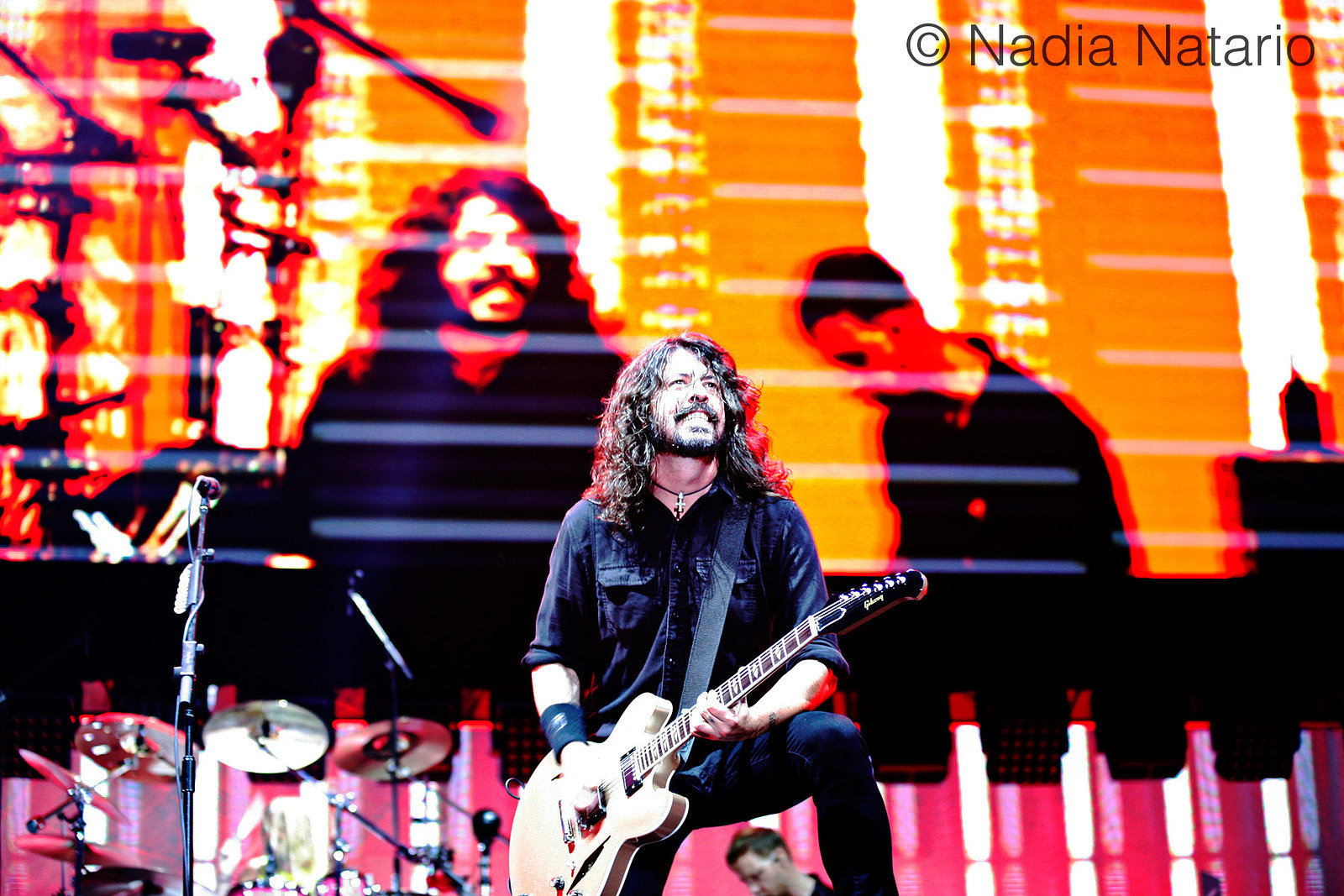 Foo Fighters at Mad Cool 2017