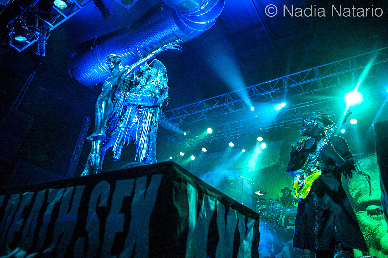 Rob Zombie at Razzmatazz