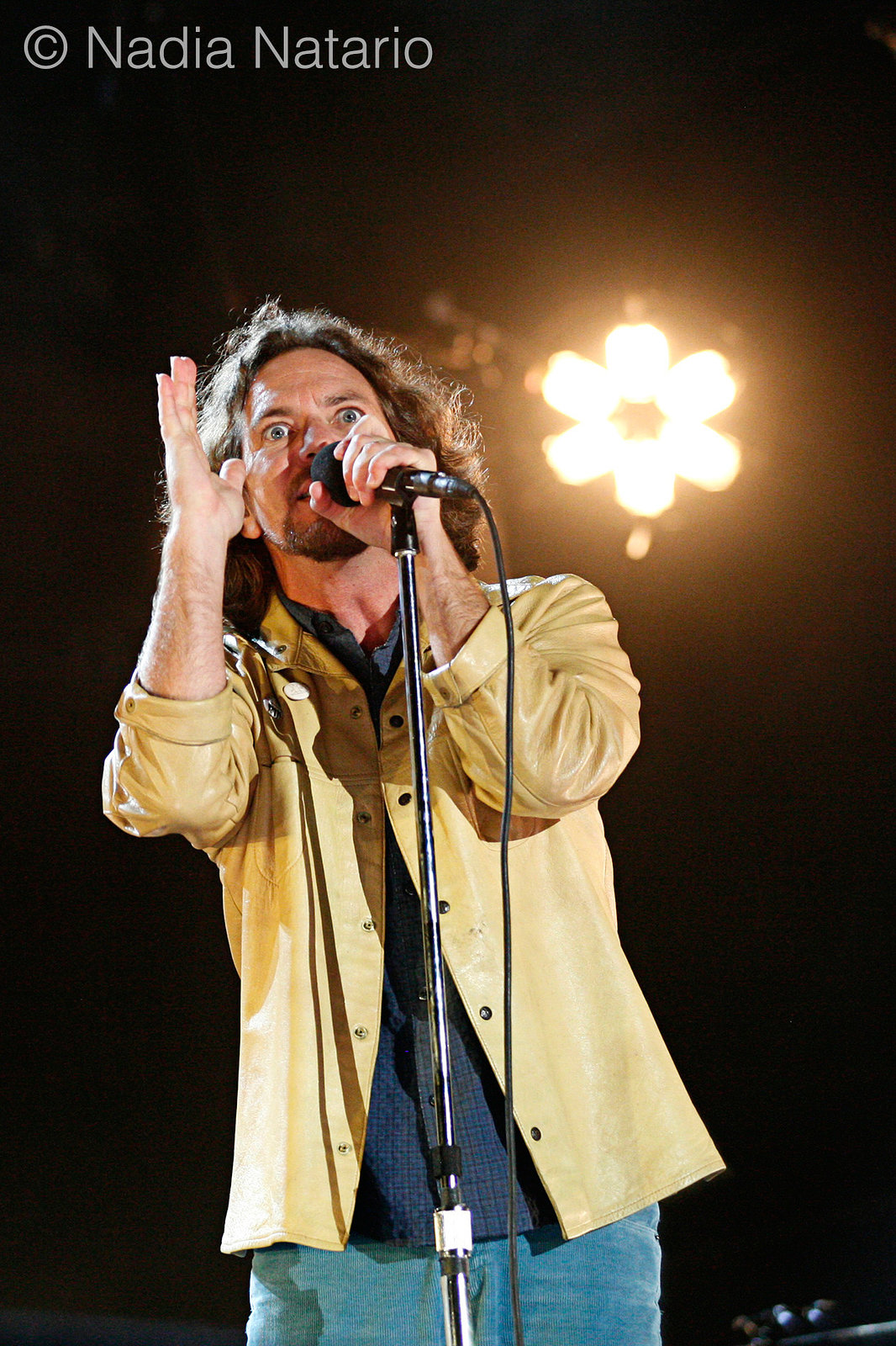 Pearl Jam at Bilbao BBK 2010