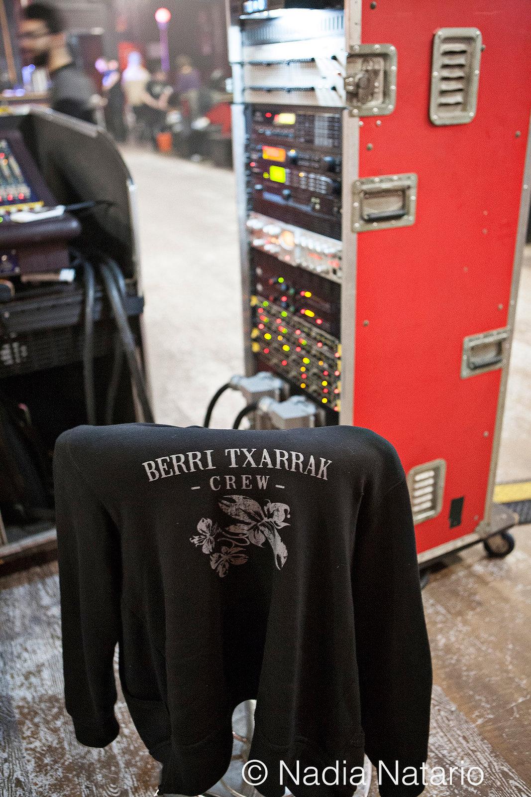 Berri Txarrak DDPB Tour 2015