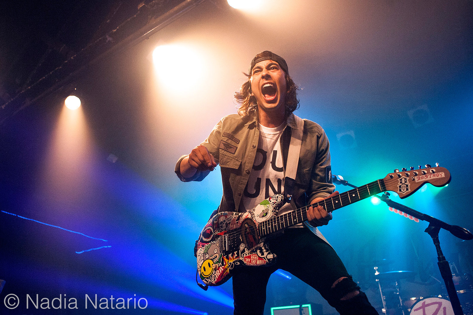 Pierce The Veil at Razzmatazz 2