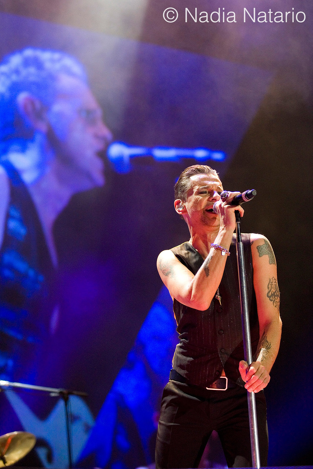 Depeche Mode at Palau Sant Jordi