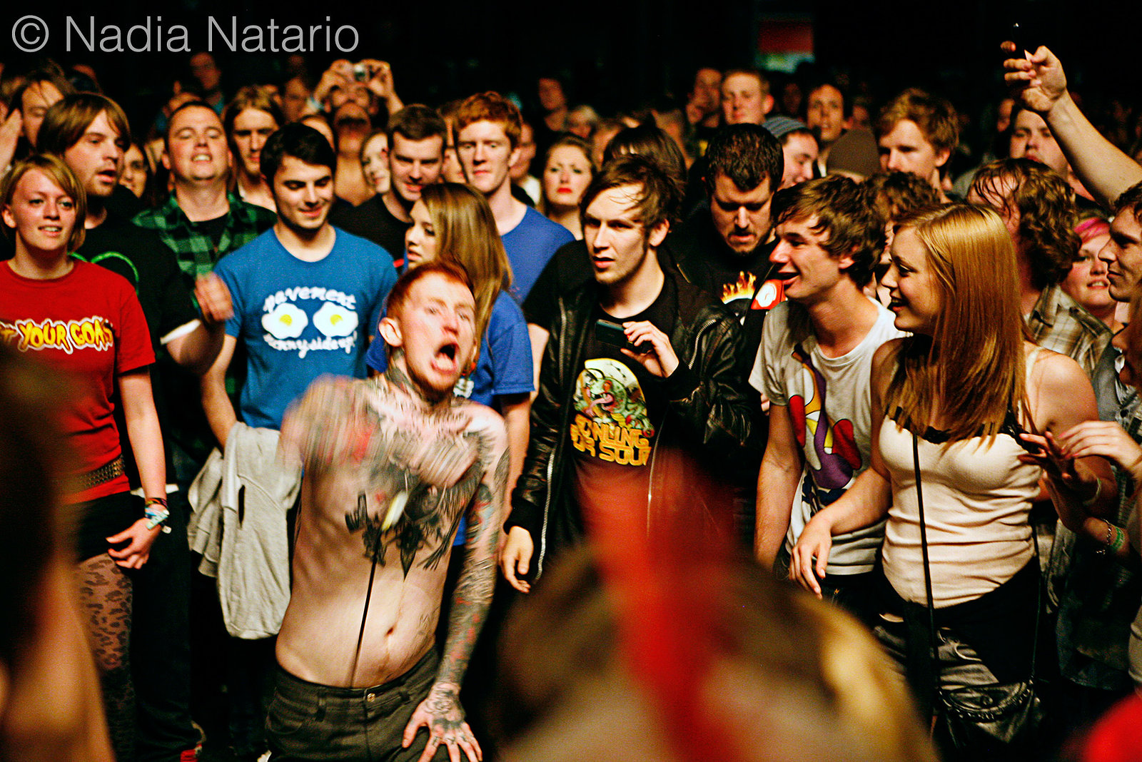 Gallows at The Roundhouse