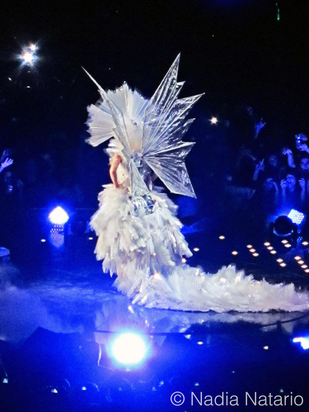Lady Gaga Monster Ball, Palau Sant Jordi
