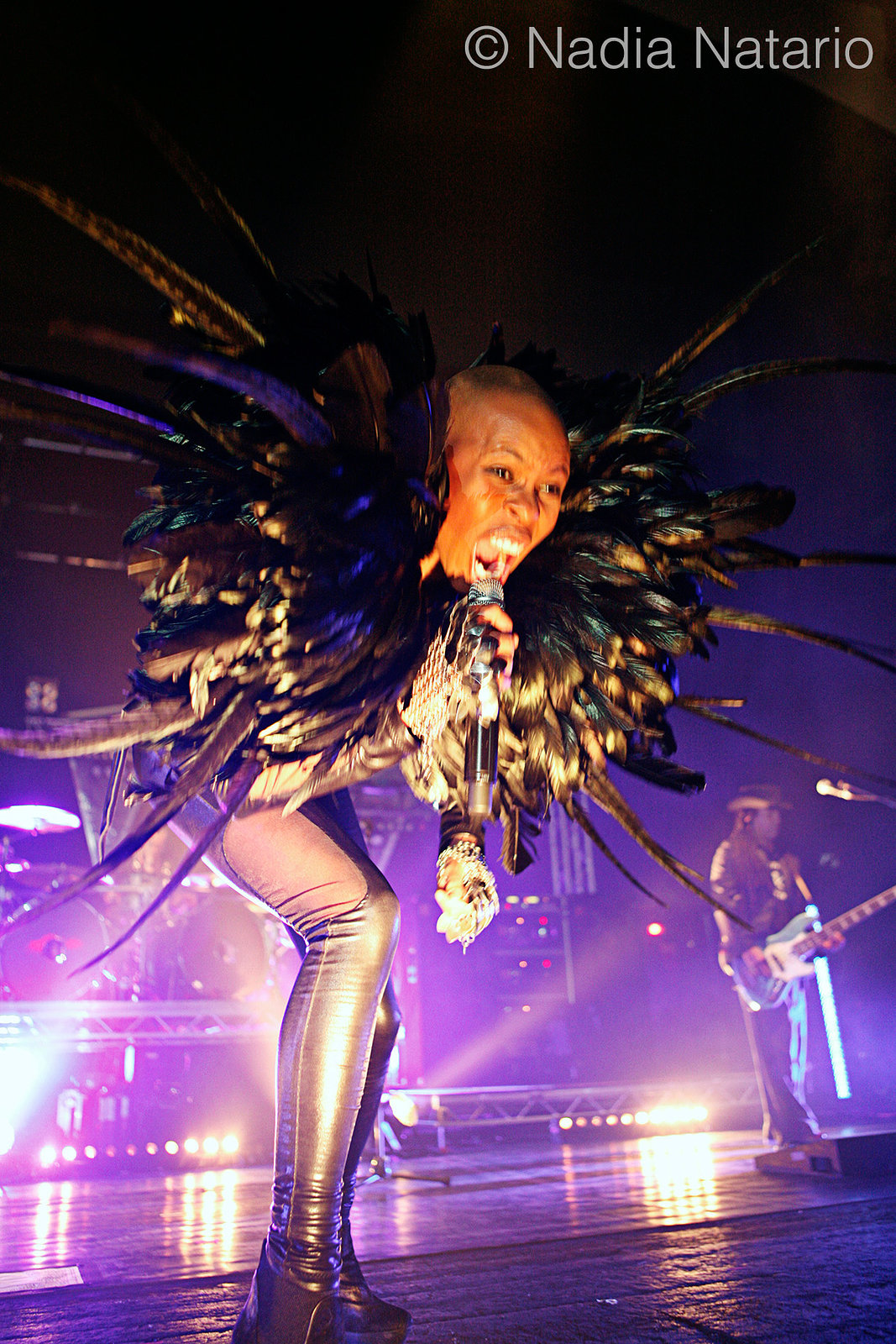 Skunk Anansie at Brixton Academy