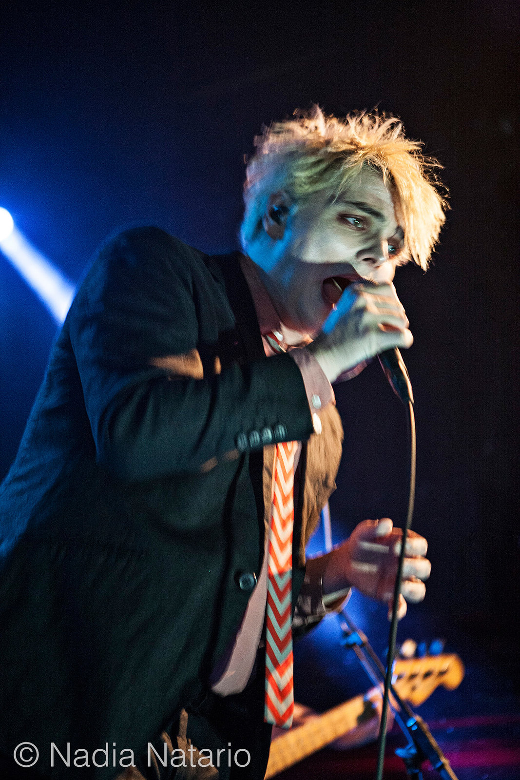 Gerard Way at Apolo