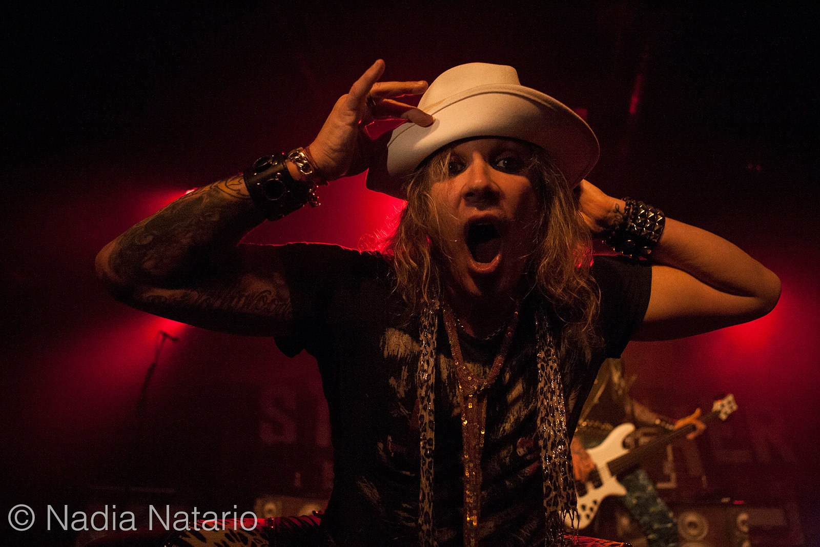 Steel Panther at Razzmatazz 2
