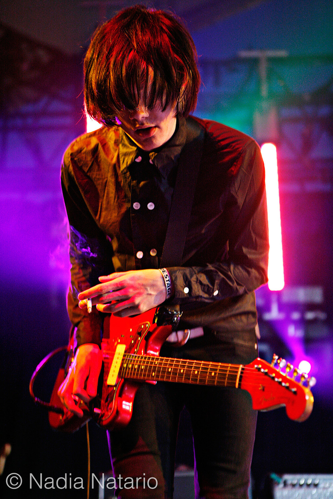 The Horrors at Coachella 2009