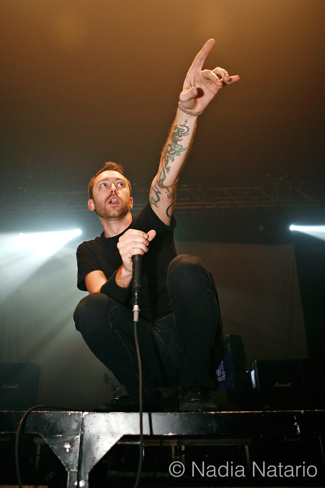 Rise Against at Razzmatazz