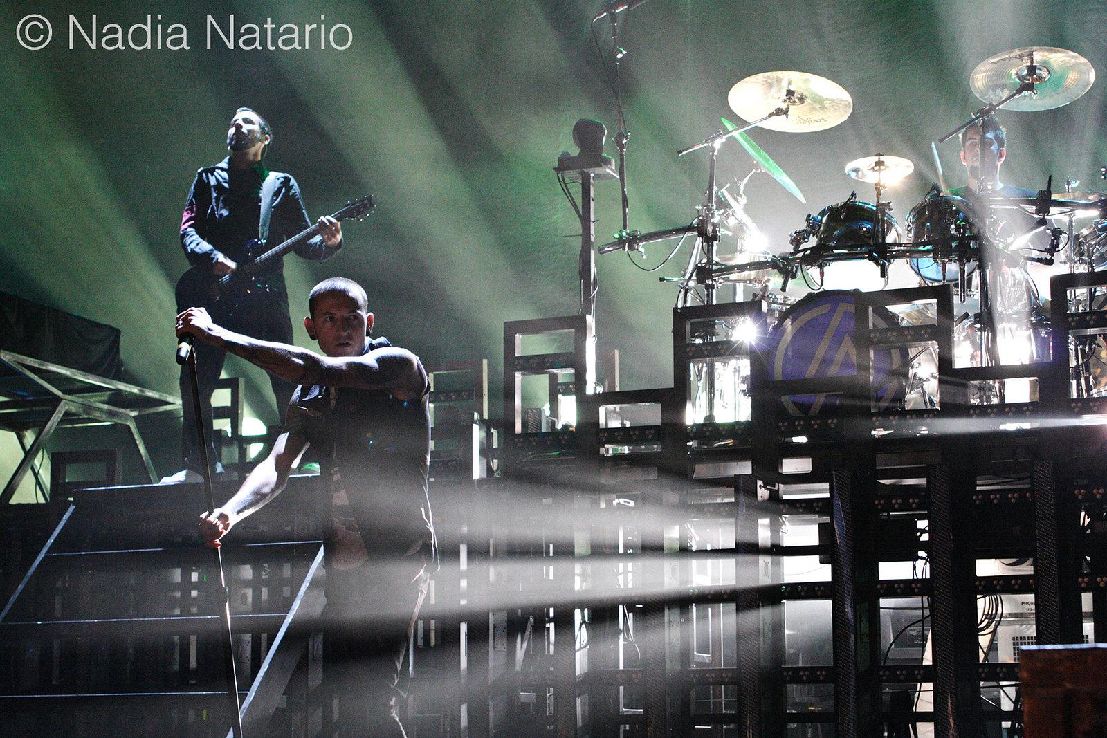Linkin Park at Projekt Revolution 2007