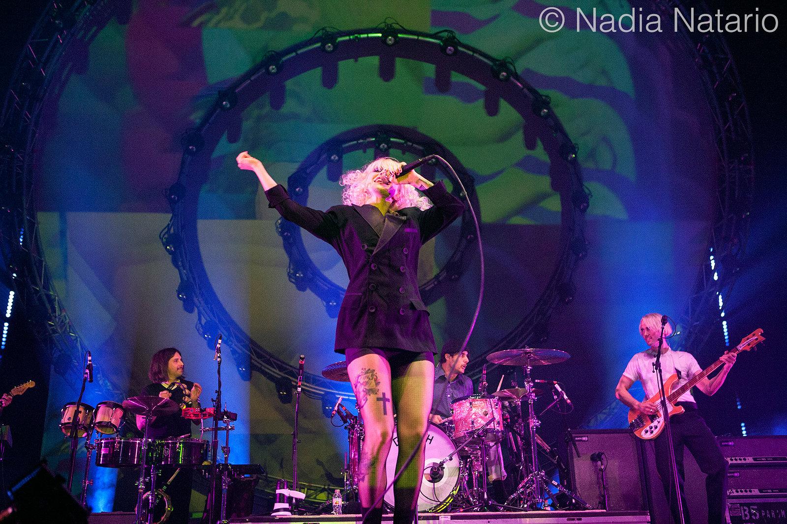 Paramore at Sant Jordi Club