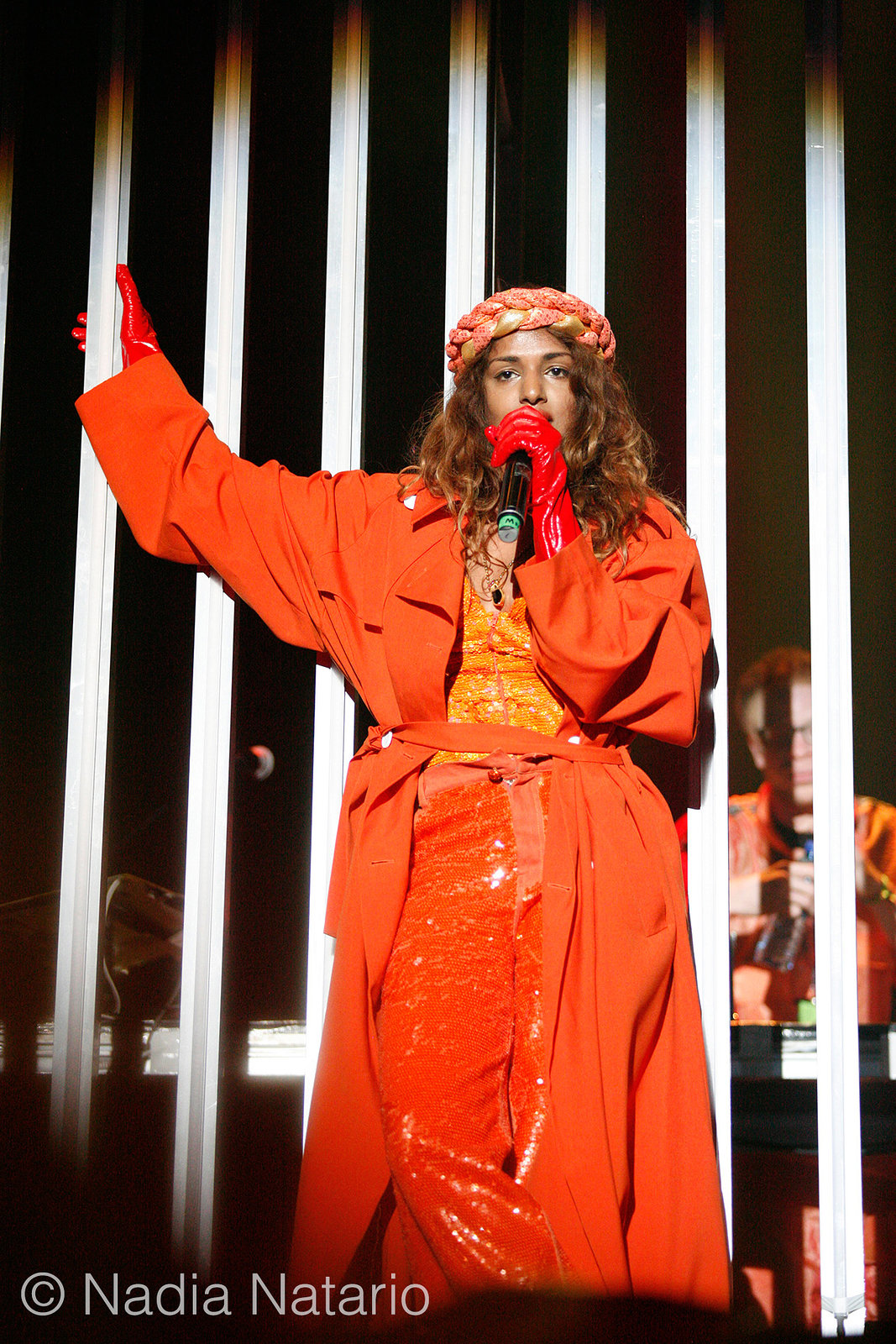 M.I.A at Mad Cool 2017