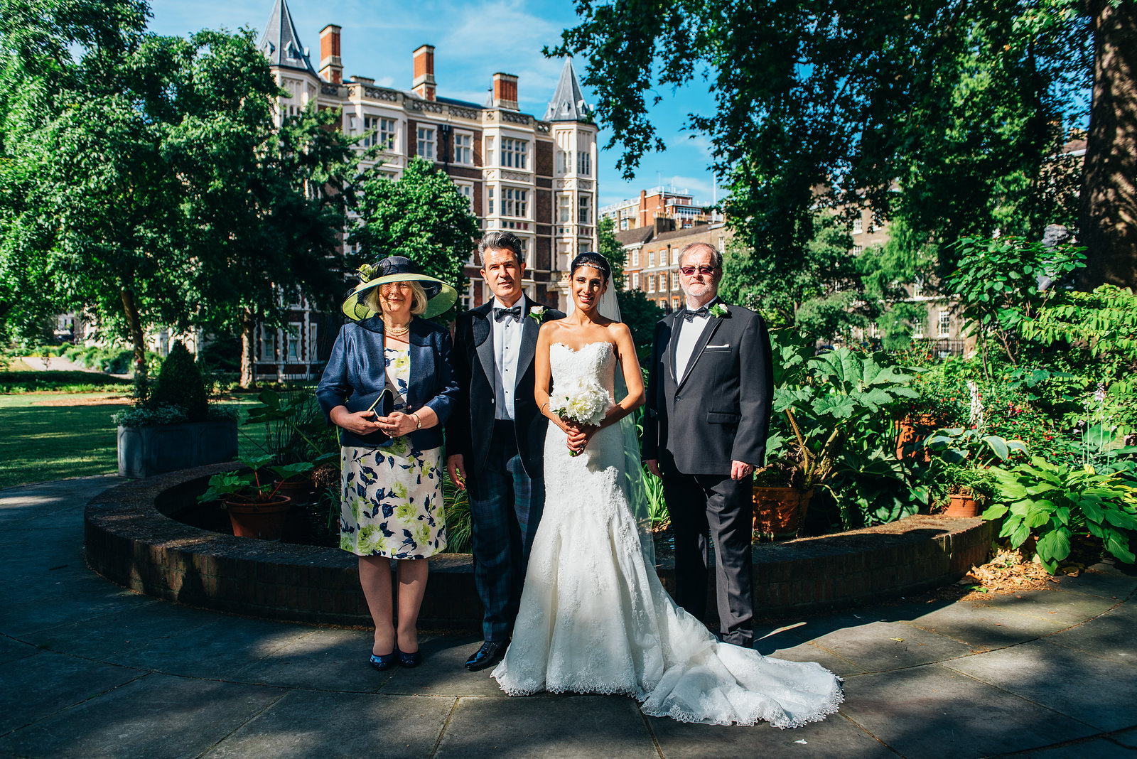 Elizabeth & Graham's Wedding, July 2015