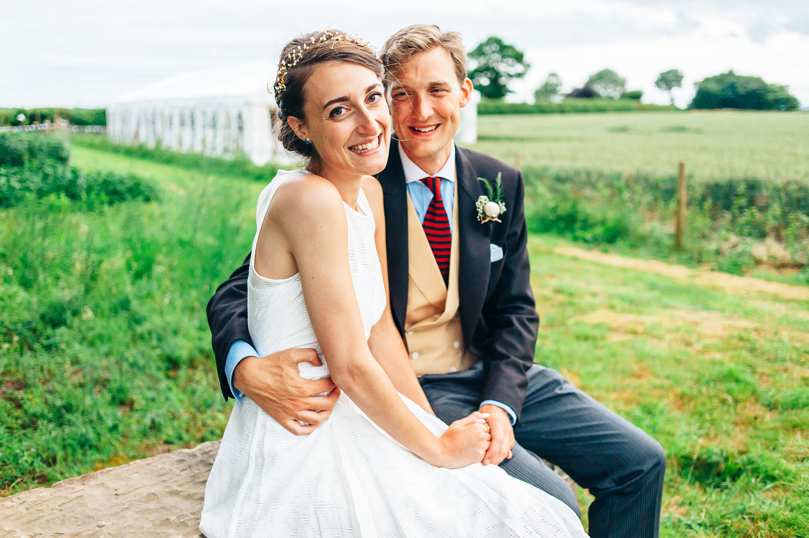 Alastair & Katherine's Wedding, July 2015