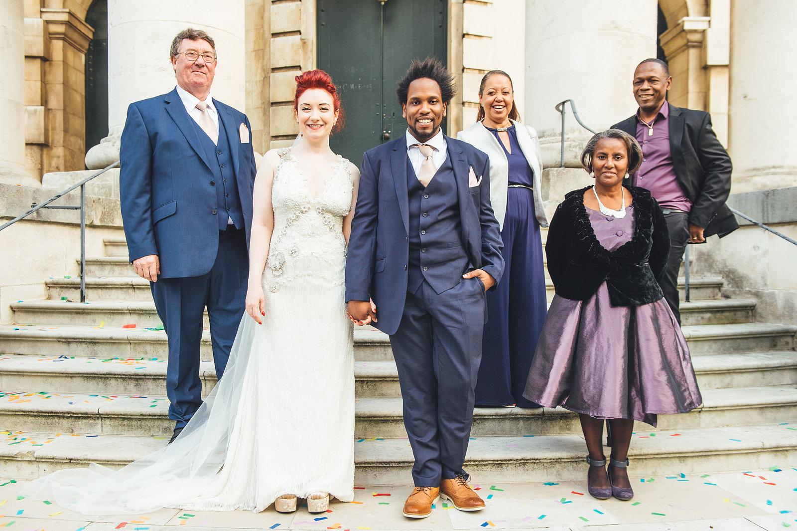 Ann-Marie & Kiryal's wedding, October 2015