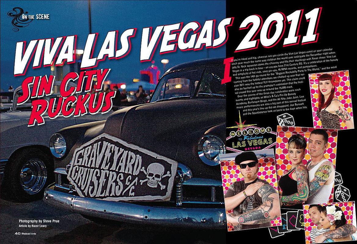 Viva Las Vegas 2011